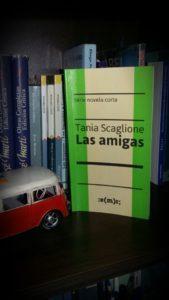 LIbro «Las Amigas» | Foto: Regina Cellino