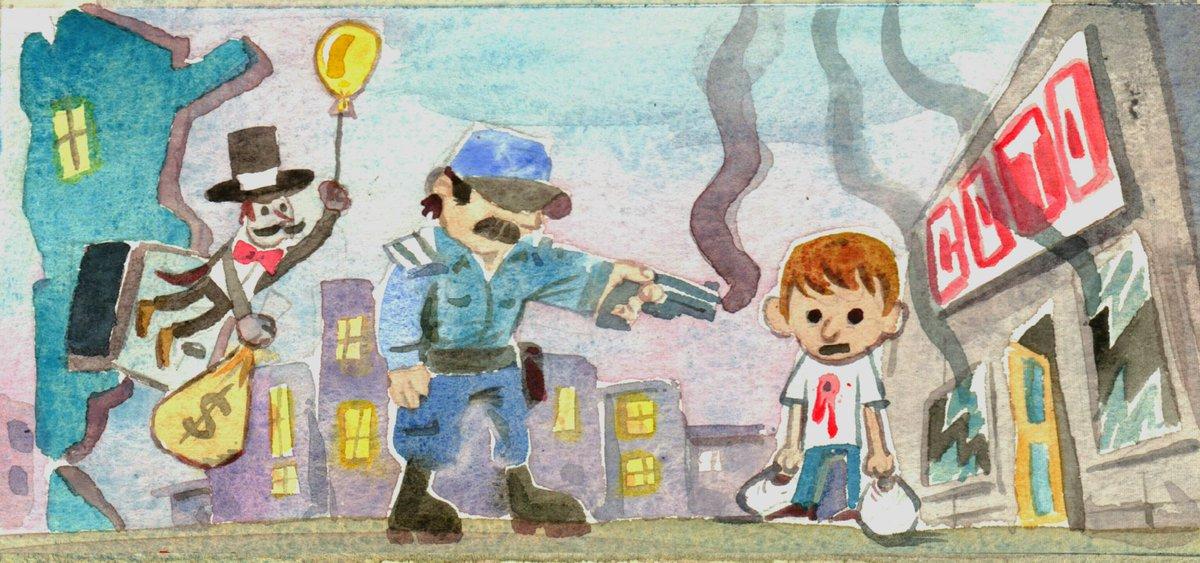 Ilustración: Juan Paz | Disculpen la molestia