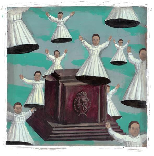 «La infancia de los próceres», de Daniel Santoro