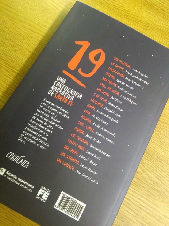 «19. Una cartografía narrativa de Santa Fe», Colectivo Cardumen