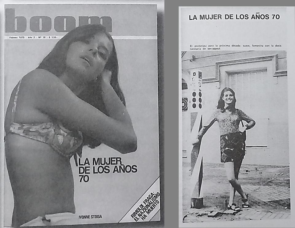 Lady boom | Revista Boom